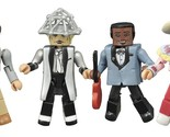 Diamond Select Toys Back to the Future: 30th Anniversary 1955 Minimates Action F