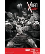 """X-Men Legacy #17 """"David teams up with Blindfold... - $3.19"""