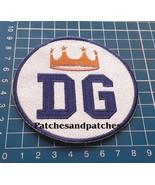 MLB Baseball 2020 Kansas City Royals Memorial Log DG David Glass Patch s... - $12.99