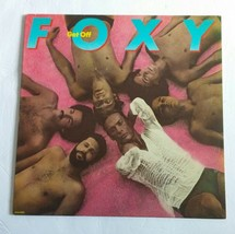 Foxy Get Off LP + Dash 30005 Vinyl 1978 Record T K Productions - $9.49