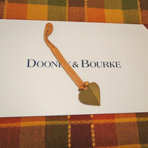 Dooney & Bourke Leather Heart Purse Charm image 2