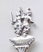 Collector Souvenir Spoon South Africa Johannesburg - $19.99