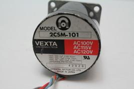 Oriental Motor 2CSM-101 Vexta Synchronous Motor Used - $49.49