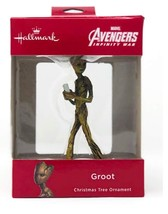 Hallmark: Teen Groot - Guradians of the Galaxy - 2018 - Holiday Ornament - $11.07