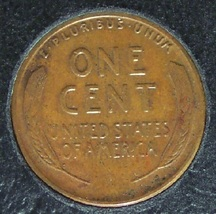 1929-S Lincoln Wheat Back Penny EF #1037 image 6