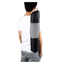 Yoga Bag Yoga Mat Bag Nylon Carrier Mesh Black AG9