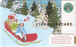 Starbucks 2007 Rush Delivery Collectible Gift Card New No Value - $4.99
