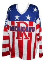 Any Name Number Rochester Americans Retro Hockey Jersey Trump #45 New Any Size image 4