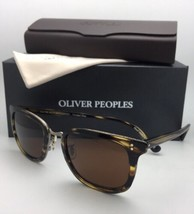 Polarisiert Oliver Peoples Sonnenbrille Kettner 5339-S 1003/N9 Cocobolo W / Java