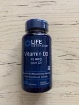 Life Extension Vitamin D3,1000 IU - 250 sgels | Immune Health | Strong Bones - $9.80