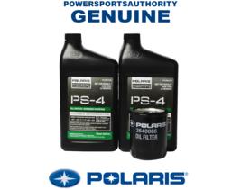 2016 Polaris Ranger Crew XP 570-6 Pursuit Camo EPS OEM Oil Change Kit 22... - $35.99