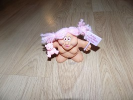 "3"" Russ Chubby Lady Troll PVC Figure Cake Topper A HUG WOULD MAKE MY DAY... - $10.00"