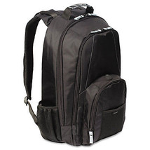 "Targus 17"" Groove Laptop Backpack Book Storage Media Pocket Water Bottle... - $86.90"