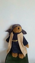 """Plush Boyds Bear Nativity Collection 8"""" Joseph , Retired 2005, With Tags - $19.79"""