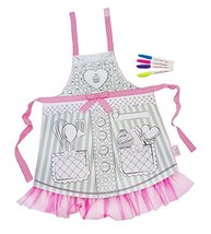 Great Pretenders Color-An-Apron Dress-Up Play - $26.84