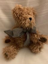 "Boyds Bears Plush Stubby McBobble Gen Yoo Wine JB Bean Stuffed Animal 11"" - $13.99"