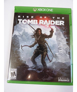 Rise Of The Tomb Raider Xbox One game  from Private collection - $19.80