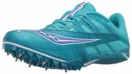 Saucony Women'S Spitfire 4 Track Shoe - £18.49 GBP+