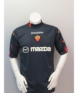 AS Roma Jersey (Retro) - 2003 Home jersey by Diadora - Men's Extra Large - $75.00