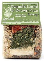 Rill Foods Daniel's Lentil & Brown Rice Soup Mix 12.7 oz - $20.21