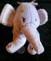 Winnie The Pooh Heffalump Purple Elephant Disney Store Exclusive plush - $27.71