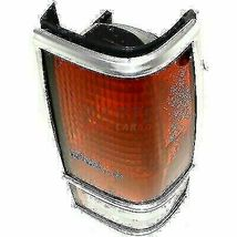 RIGHT SIDE TAIL LIGHT GM2801105 FOR 82-93 CHEVY GMC PICKUP (W/CHROME TRIM) image 5