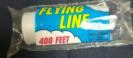 Kite Flying Line String 400 Feet Spectra Star Toy Biz 1996 400' hilo par... - $6.19