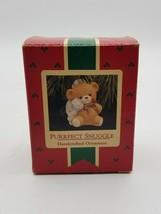 Hallmark Keepsake Ornament - Purrfect Snuggle - $6.43