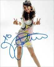 VICTORIA JUSTICE AUTOGRAPH *VICTORIOUS, ZOEY 101* HAND SIGNED 10X8 PHOTO - $54.92