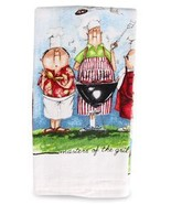 Kay Dee Masters Of The Grill Kitchen Towel - $9.99