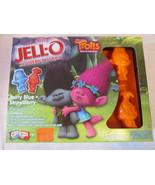 JELL-O Jigglers Trolls Mold Kit, Blueberry & St... - $5.00