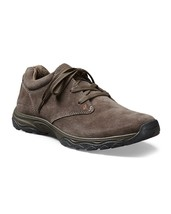 Eddie Bauer Men's Departure Oxford - Men's Fossil (Grey) 14 M US - $69.30