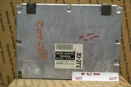 1998 Lexus GS300 Engine Control Unit ECU 896613A422 Module 6059-4d5 - $151.19