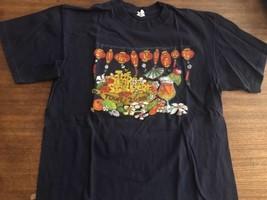 """Jimmy Buffett 2008 Tour """"The Year Of Still Here"""" Paper Lantern Concert T-Shirt L - $9.41"""