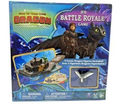 How to Train Your Dragon The Hidden World Battle Royale Board Game - $16.82
