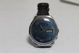 Vintage Old Soviet Russian Made Raketa (Rocket) Men's Wrist Watch Calendar - $34.75