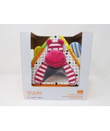 Manhattan Toy Giggle Playtime Pyramid Baby Activity and Tummy Time Toy -... - $23.74