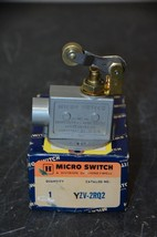 Honeywell Micro Switch Y2V-2RQ2 Snap Action Limit Switch - $54.45