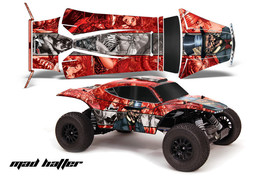 Amr Rc Graphic Decal Sticker Kit Traxxas Jconcepts Short Course Bajr - Madhatter - $29.65