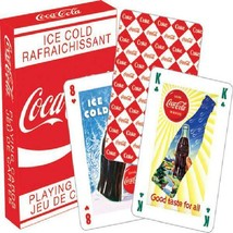 Coca-Cola Red Playing Cards Deck - $27.93