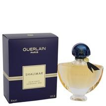 Shalimar Eau De Toilette Spray By Guerlain 1.7 oz Perfume for Women - $41.99