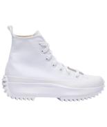 NIB*Womens*Converse Run Star Hike*All White *6-10*Sneaker - $170.00