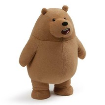 "GUND We Bare Bears GRIZZ Standing 11"" Plush 6050553 - $19.79"