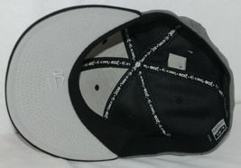 OC Sports TGS1930X Proflex  Flat Visor Cap Dark Grey Black image 5