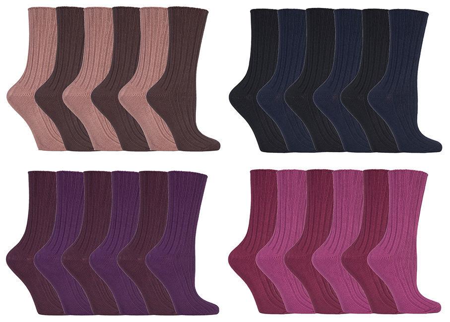 6er pack damen modal baumwolle gerippt sommer stiefel socken für gummistiefel