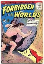 Forbidden Worlds #76 1959- Rocket cover - VG - $63.05