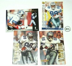 Michael Irvin #88 WR Dallas Cowboys Football Trading Cards AA-191703