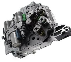 AW55-50SN RE5F22A AF33 VALVE BODY W/SOLENOIDS 2000-up Equinox 5 Speed Au... - $232.65