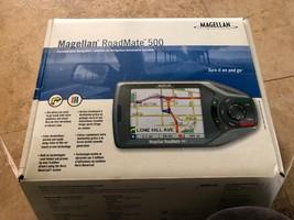 Magellan RoadMate 500 Automotive Mountable GPS Receiver - $17.65