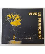 Book 1978 Vive Le Francais SC Soft Cover G McConnell Addison-Wesley Publ... - $6.99